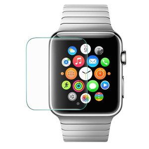 Apple Watch Screenprotector 38mm Glas Helder