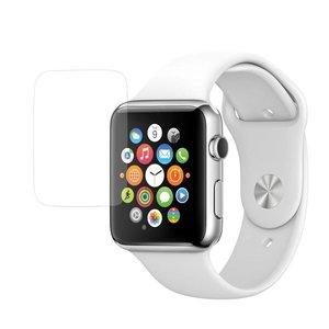 Apple Watch Screenprotector 42mm Glas Helder