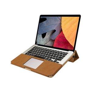 Macbook Pro Hoes Leder Bruin 15 inch