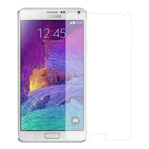 Galaxy Note 4 Premium Perfect Fit Screenprotector Glas