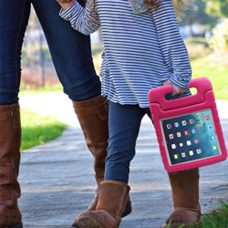 iPad Kinderhoes met handvat