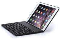 iPad Toetsenbord typt snel weg