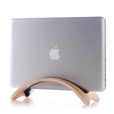 Apple Macbook Air/Pro Laptop Houder Licht Bamboe