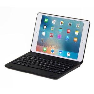 iPad Mini 4 Toetsenbord Case Full Protection Zwart