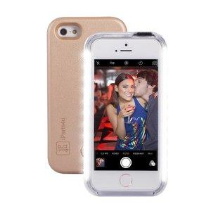 Selfie Hoesje iPhone SE/5S/5 Goud