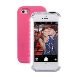Selfie Hoesje iPhone SE/5S/5 Roze