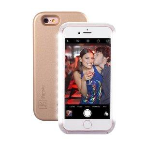 Selfie Hoesje iPhone 6/6S Goud