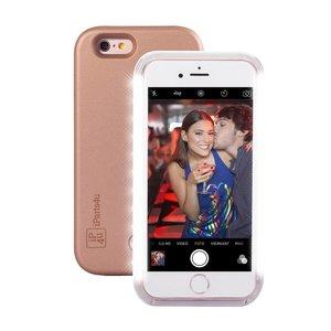 Selfie Hoesje iPhone 6/6S Rose Goud