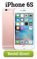 Selfie Hoesje iPhone 6S