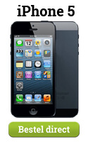 Selfie Hoesje iPhone 5