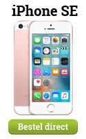 Selfie Hoesje iPhone SE