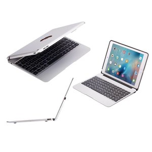 Toetsenbord iPad Air 2 en iPad Pro Zilver Executive