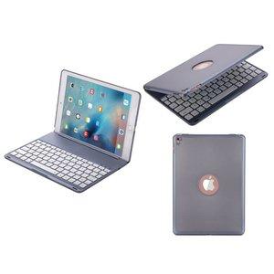 Toetsenbord iPad Air 2/iPad Pro NoteKee Space Grey