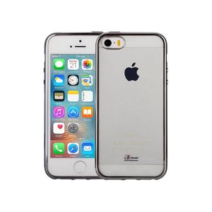 Ultradun iPhone SE/5S/5 Bumper Hoesje Spacegrey