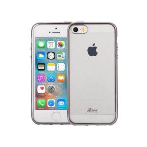 Ultradun iPhone SE/5S/5 Bumper Hoesje Zilver