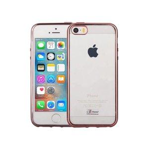 Ultradun iPhone SE/5S/5 Bumper Hoesje Rose Goud