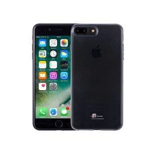 Ultradun iPhone 8/7 Plus Hoesje Siliconen Transp