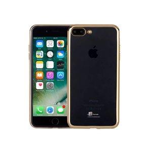 Ultradun iPhone 7 Plus Bumper Case Hoesje Goud