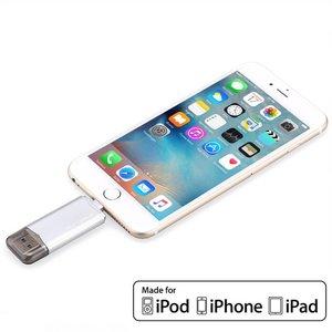 USB 3.0 flash drive en lightning connector 64 GB