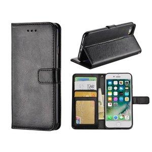 iPhone 7 Bookcase Hoesje Zwart