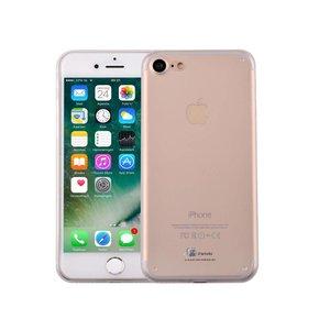 iPhone 7 Hardcase Ultradun Premium Mat Transparant