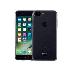 iPhone 7 Plus Siliconen Hoesje Transparant