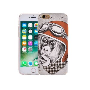 iPhone 6/6S Hoesje Vintage Look Aap