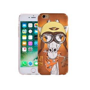 iPhone 6/6S Hoesje Vintage Look Giraffe