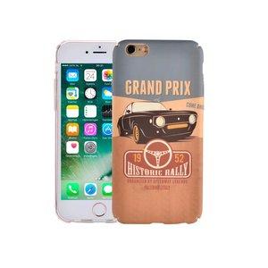 iPhone 6/6S Hoesje Vintage Look Grand Prix Auto