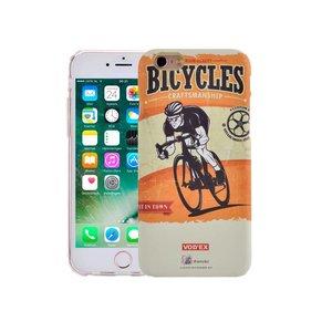 iPhone 6/6S Hoesje Vintage Look Wielrenner