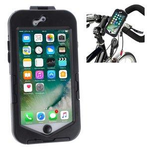 iPhone 8/7 Fietshouder Zwart