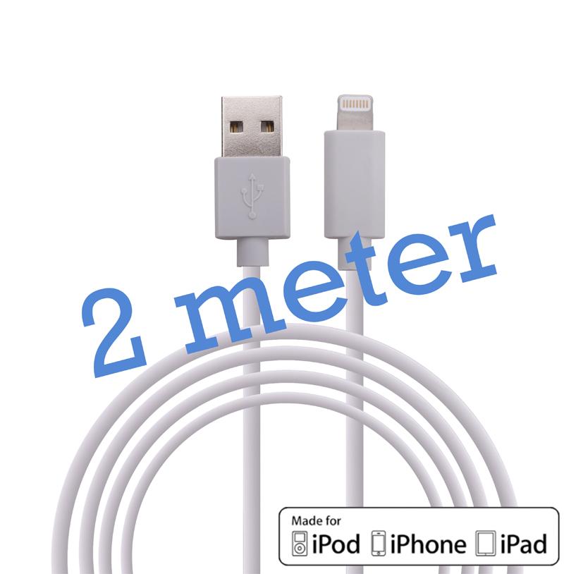 iPhone kabel 2 meter