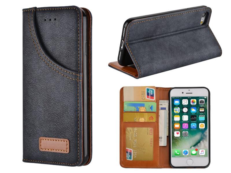 iPhone 7 Bookcase Hoesje Spijker Design