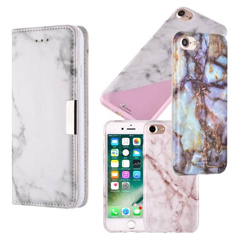 iPhone 7 Marmer hoesje