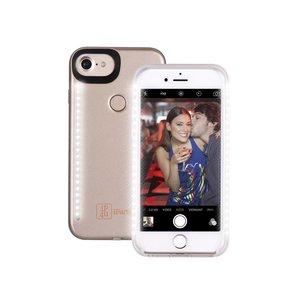 Selfie Hoesje iPhone 7/6S/6 Goud