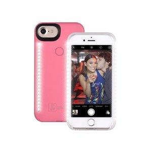 Selfie Hoesje iPhone 7/6S/6 Roze