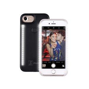 Selfie Hoesje iPhone 7/6S/6 Zwart
