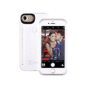 Selfie Hoesje iPhone 7/6S/6 Wit