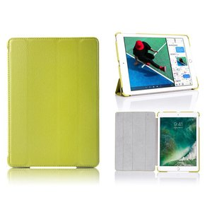 iPad 2017 Hoes / iPad Air Smart Case Leder Groen