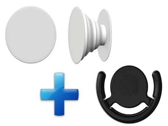 Popsockets button met auto houder witde popsocket is een klein, maar handig accessoire voor je smartphone en ...