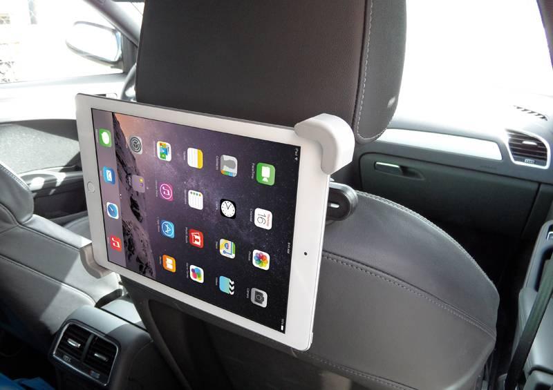 Universele tablet autohouder 9.7   12 inchkan jij of kunnen jouw kids tijdens een lange autorit een tablet ...