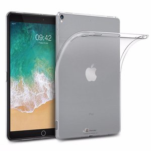 iPad Pro 10.5 inch Hoes Siliconen Gel Transparant