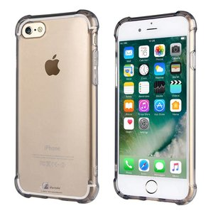 Shockproof iPhone 8/7 Bumper Hoesje Zwart