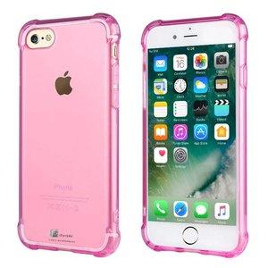Shockproof iPhone 8/7 Bumper Hoesje Roze