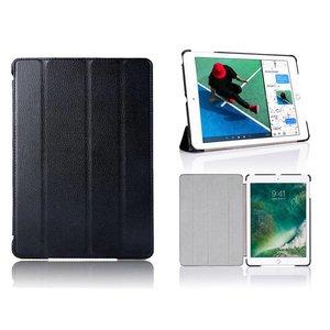 iPad Pro Hoes 10.5 inch Smart Case Leder Zwart