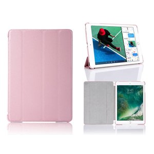 iPad Pro Hoes 10.5 inch Smart Case Leder Roze