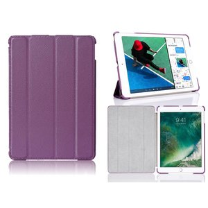 iPad Pro Hoes 10.5 inch Smart Case Leder Paars