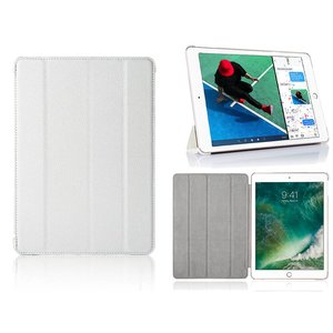 iPad 2017 Hoes / iPad Air Smart Case Leder Wit