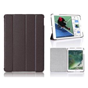 iPad 2017 Hoes / iPad Air Smart Case Leder Bruin