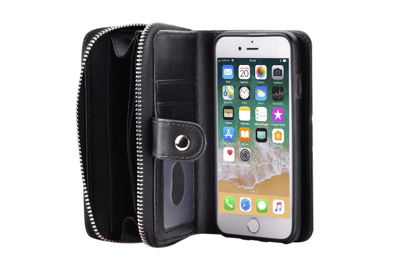 iPhone 8 clutch gevlochten